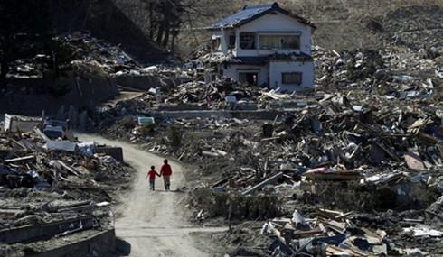 Nhìn lại nước Nhật 5 năm sau thảm họa kép ảnh 1