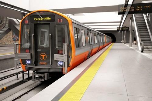 Trung Quốc làm tàu điện ngầm cho Hoa Kỳ ảnh 1