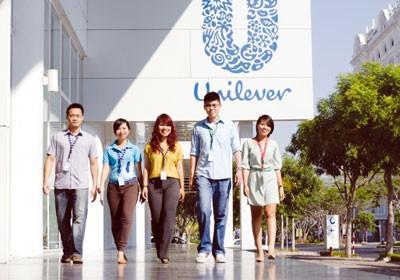 Unilever là nơi làm việc tốt nhất VN năm 2015 ảnh 1