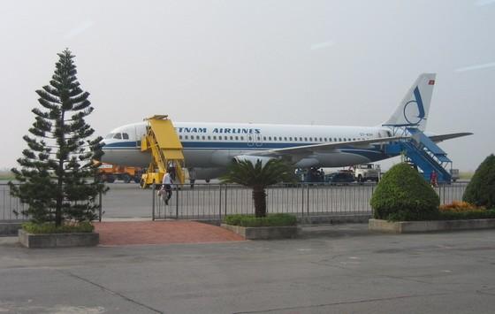 Máy bay bị ảnh hưởng do thời tiết Hải Phòng xấu ảnh 1