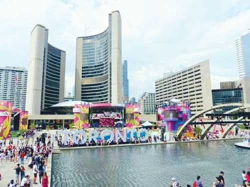 Những TP đáng sống (K1):Toronto-Thế giới thu nhỏ ảnh 1