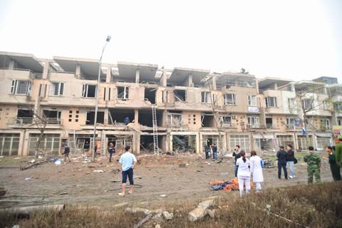 Hà Nội: Nguyên nhân ban đầu vụ nổ Văn Phú-Hà Đông ảnh 5