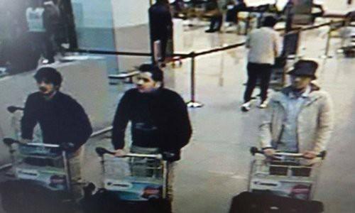 Bỉ công bố 3 nghi phạm vụ đánh bom đẫm máu ảnh 1