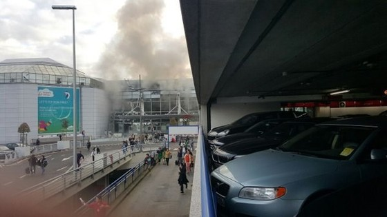 EU hủy tất cả cuộc họp sau vụ tấn công ở Bỉ ảnh 1