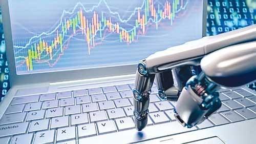 Đầu tư bằng robot ảnh 1