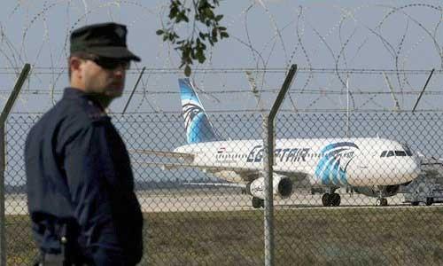 Không tặc cướp máy bay Ai Cập để đoàn tụ cùng vợ cũ ảnh 1