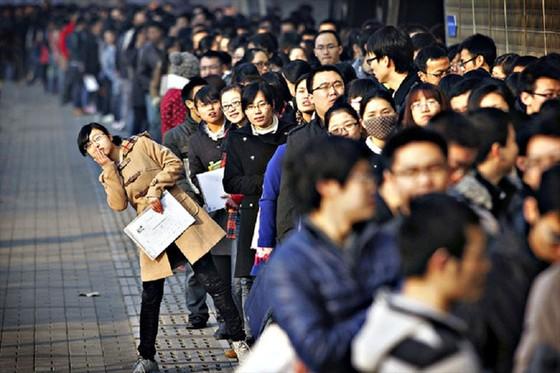 DN Trung Quốc sợ thuê nhân viên ảnh 1
