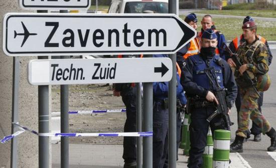 Sân bay Brussels mở cửa trở lại ảnh 1