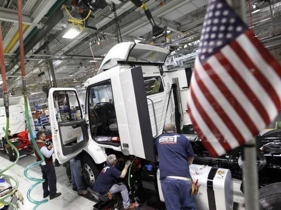 Thâm hụt thương mại Hoa Kỳ lên cao nhất ảnh 1