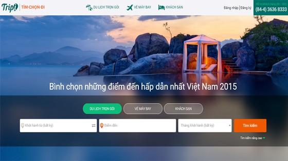 Ra mắt sàn giao dịch du lịch trực tuyến ảnh 1
