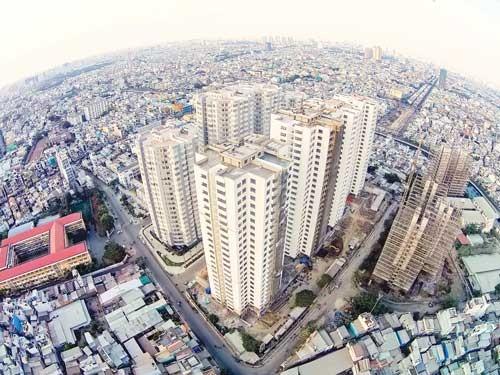 Ai sắp mua nhà Trung tâm Sài Gòn cần biết những thông tin này ảnh 1