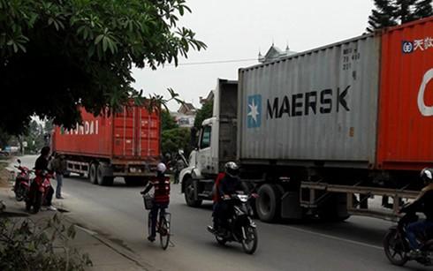 Tăng phí Quốc lộ, xử phạt tỉnh lộ: xe tải đi lối nào? ảnh 1