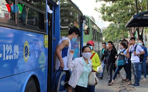 TPHCM triển khai vé điện tử thông minh xe buýt ảnh 1