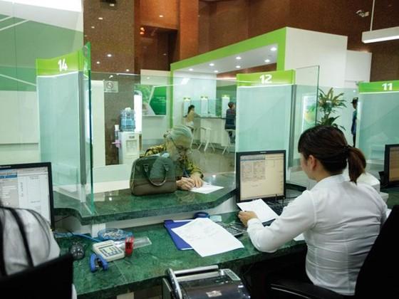 Vietcombank báo lãi quý I đạt 1.837 tỷ đồng ảnh 1