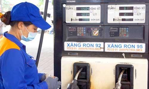 Giá xăng dầu tăng 300 - 650 đồng/lít ảnh 1