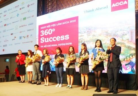 ACCA VN tổ chức ngày hội việc làm ngành tài chính kế toán ảnh 1