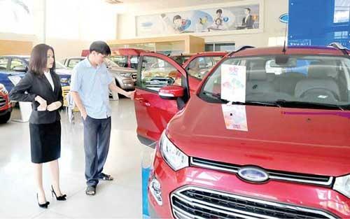 Ô tô nhỏ giảm giá… lớn ảnh 1