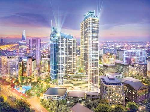 Sài Gòn Mê Linh Tower ảnh 1