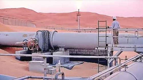 "Kế hoạch ""cai"" dầu lửa Saudi Arabia ảnh 1"