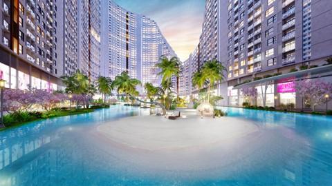 Sở hữu căn hộ bên sông River City chỉ với 1,39 tỷ đồng ảnh 6