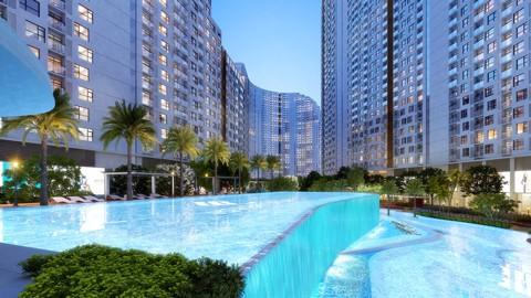 Sở hữu căn hộ bên sông River City chỉ với 1,39 tỷ đồng ảnh 4