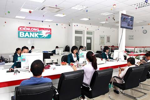 Kienlongbank tín dụng và lợi nhuận đều giảm ảnh 1