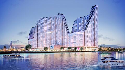Sở hữu căn hộ bên sông River City chỉ với 1,39 tỷ đồng ảnh 1