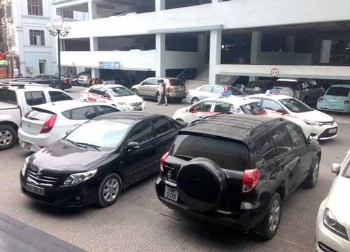 60 triệu/m2, chỗ đỗ ô tô giá 1 tỷ ảnh 1