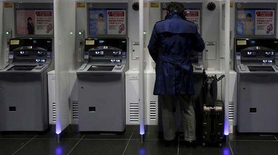 Nhật Bản chấn động vụ rút trộm 1,4 tỉ yen qua ATM ảnh 1