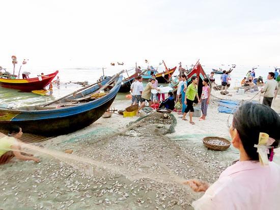 Thị trường hải sản dần hồi phục ảnh 1