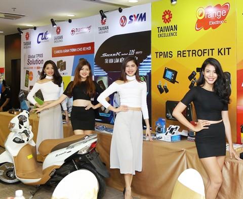 700 thương hiệu tham gia triển lãm ô tô, xe máy ảnh 1