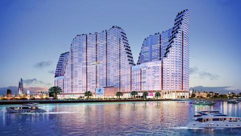 River City có nhà mẫu lớn nhất Việt Nam ảnh 5