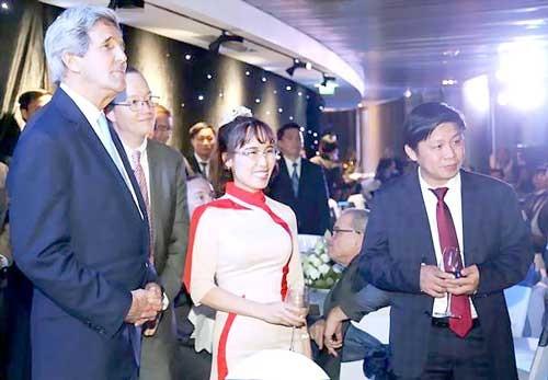 Những dấu ấn Vietjet trong chuyến thăm Việt Nam của Tổng thống Hoa Kỳ Barack Obama ảnh 12