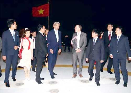 Những dấu ấn Vietjet trong chuyến thăm Việt Nam của Tổng thống Hoa Kỳ Barack Obama ảnh 16