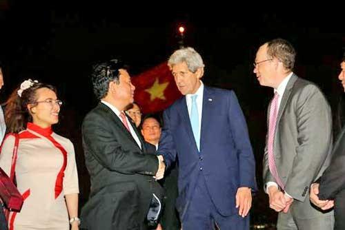 Những dấu ấn Vietjet trong chuyến thăm Việt Nam của Tổng thống Hoa Kỳ Barack Obama ảnh 18