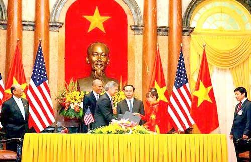 Những dấu ấn Vietjet trong chuyến thăm Việt Nam của Tổng thống Hoa Kỳ Barack Obama ảnh 3