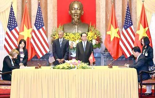 Những dấu ấn VietJet trong chuyến thăm Việt Nam của Tổng thống Hoa Kỳ Barack Obama ảnh 5