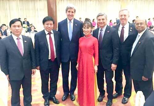 Những dấu ấn Vietjet trong chuyến thăm Việt Nam của Tổng thống Hoa Kỳ Barack Obama ảnh 8