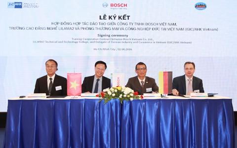 Bosch tăng trưởng mạnh tại Việt Nam ảnh 1