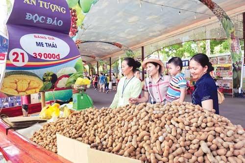 Lễ hội trái cây Nam bộ ảnh 4