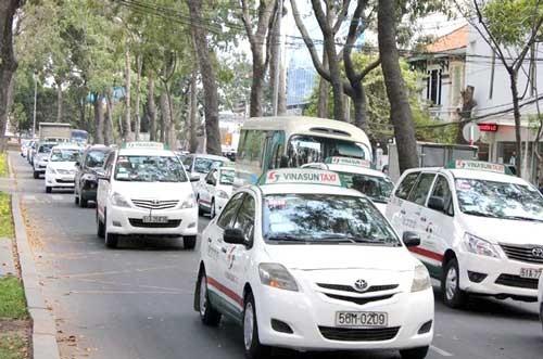 Cước taxi sẽ tăng thêm gần 1.000 đồng ảnh 1