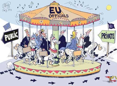 Những ông trùm bẻ lái chính sách (K2): Thâm nhập đầu não EU ảnh 1