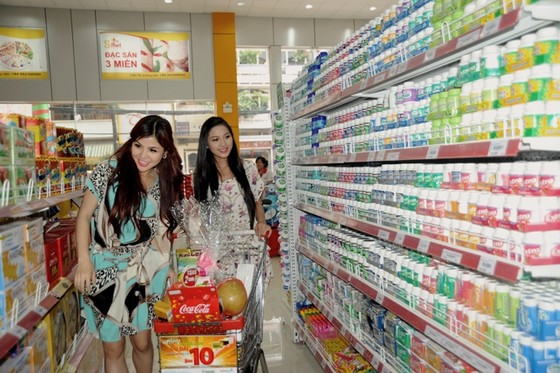 Thị trường bán lẻ: Cuộc cạnh tranh không cân sức ảnh 1