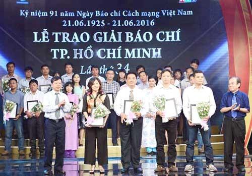 Báo SGGP đoạt giải Nhất nhóm 3 - thể loại điều tra ảnh 1
