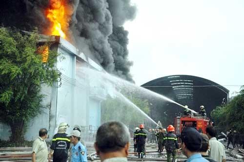 TPHCM: Số vụ cháy nổ tăng cao ảnh 1