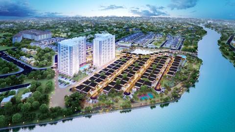 Dự án 3 mặt view sông phía Đông TPHCM ảnh 1