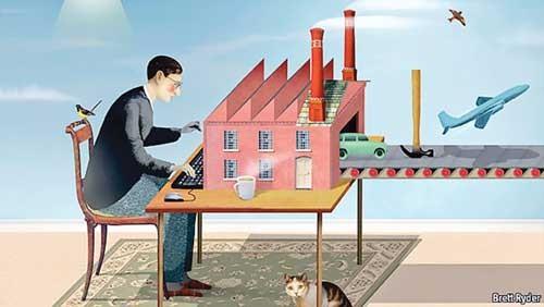 Cách mạng công nghiệp (K4): Industry 4.0 ảnh 1