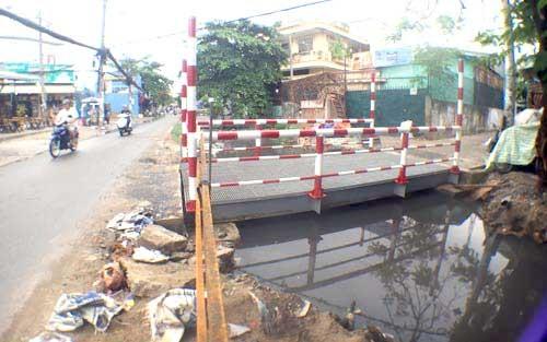 Xây cầu, thông dòng chảy kênh Chiến Lược ảnh 1