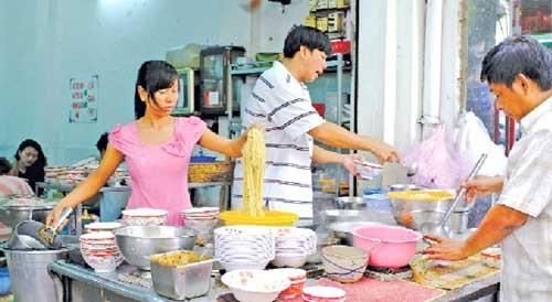 Những quán mì lâu đời, nổi danh ở Sài Gòn ảnh 1