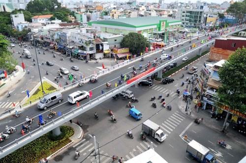 260 tỉ đồng mở rộng gấp đôi cầu Nguyễn Tri Phương ảnh 1
